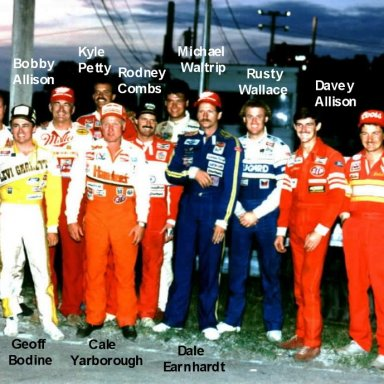 All-Star Racers @ Kalamazoo Speedway