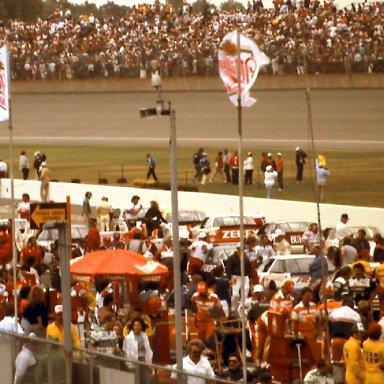 #9 Bill Elliott 1988 Miller High Life 400 @ Michigan