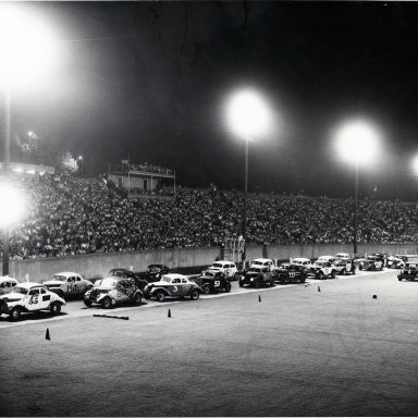 Bowman Gray Stadium - Mid 50's