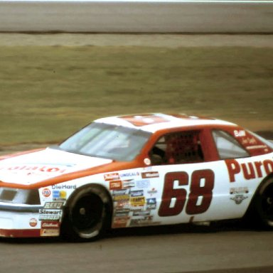 #68 Darrick Cope 1988 Miller High life 400 @ Michigan