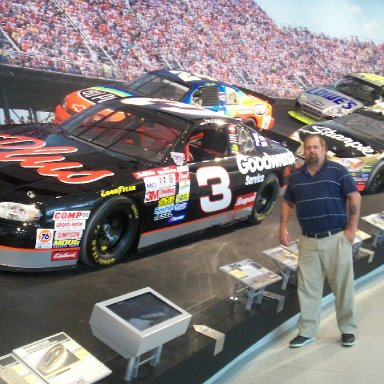 NASCAR HOF