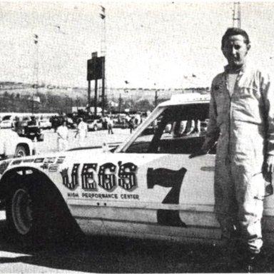 #7 Don Gregory @ Heidelberg (PA) Raceway 1971