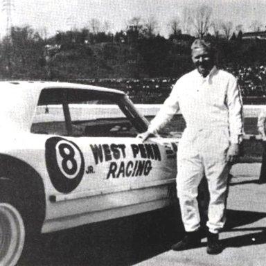 #8 Herb Scott @ Heidelberg (PA) Raceway 1971