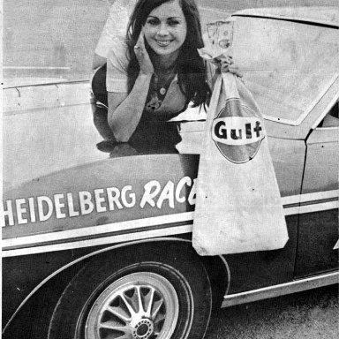 1971 Heidelberg Promo CAVALCADE Aug