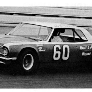 #60 Joe Mihalic @ Heidelberg (PA) Raceway 1971