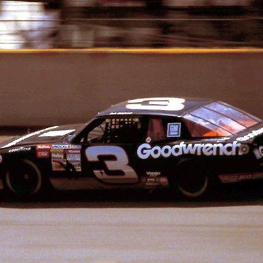 #3 Dale Earnhardt 1988 Miller High Life 400 @ Michigan
