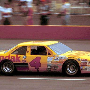 #4 Rick Wilson  1986 Champion Spark Plug 400 @ Michigan