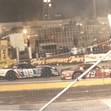 Dick Trickle @ February Speedweeks Florida