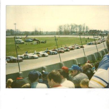 ASA race @ Columbus late 80's