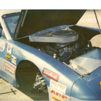 Bob Senneker 1989 Columbus Speedway season opener