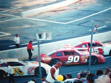 Rodney Sawyers-Southboston Speedway In Va.