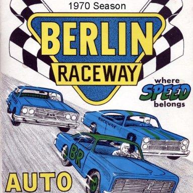 Berlin (MI) Raceway 1970 Season