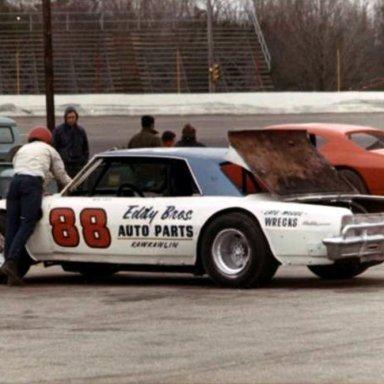 #88 Mike Eddy @ Berlin (MI) Speedway