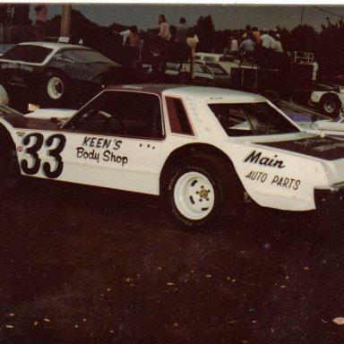 Wes Wilson Mercury @ Columbus   1981