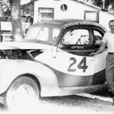 1939 - Wilkesboro - Buddy Shuman