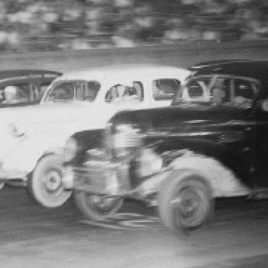 September 14, 1947 North Wilksboro - Marshall Teague wins
