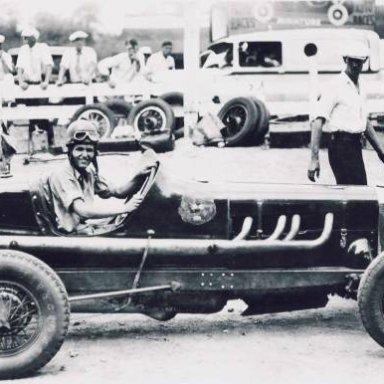 Rex Mays-Jungle park-1934