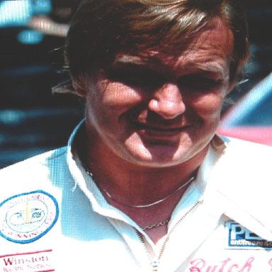 Butch Lindely-#16
