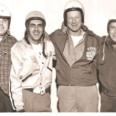 1962 Louie, Pete, howie Jeep
