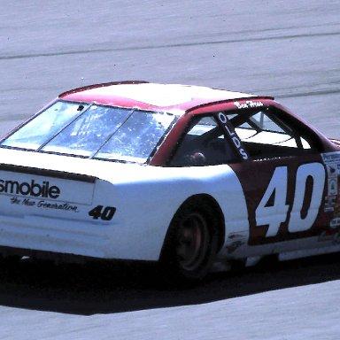 ARCA #40 Ben Hess 1989 @ Daytona
