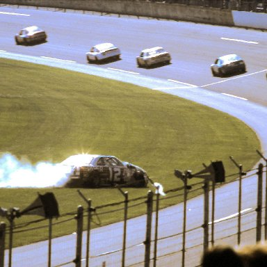 ARCA #12 Clifford Allison 1989 @ Daytona (8)