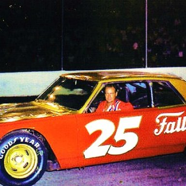 CHARLIE BINKLEY'S FALL CITY SPECIAL CHEVELLE..1973..NASHVILLE FAIRGROUNDS