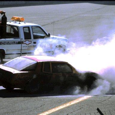 ARCA #8 Bobby Dotter Jr 1989 @ Daytona (12)