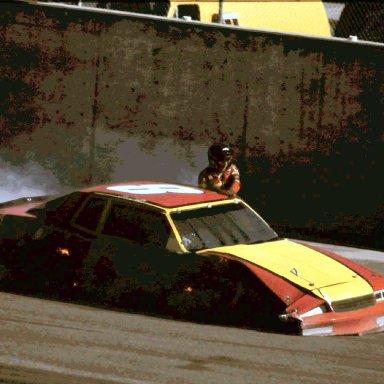 ARCA #8 Bobby Dotter Jr 1989 @ Daytona (5)