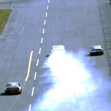 #31 Mitchell Calhoun 1989 Speed Weeks @ Daytona