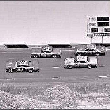 Nascar Late Model Sportsman division-1970