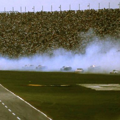 Daytona  1989  1st Twin 125 Qualifying Race(6)