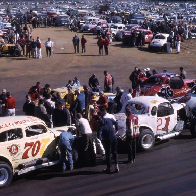 1964 pete falcon at horne