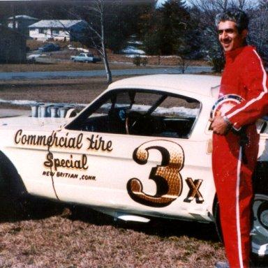 1969 Pete's Mustang