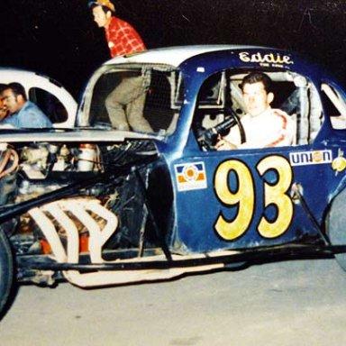 1970 jerry rose car pete drove