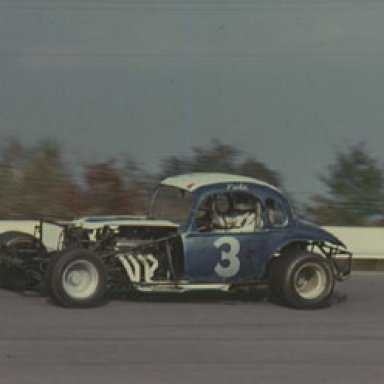 1970 PETE WINNING CONSI AT THE HORNE