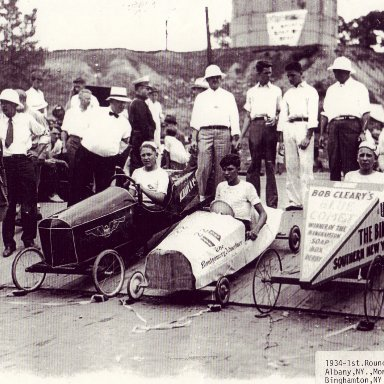 1934 Soap Box Winners