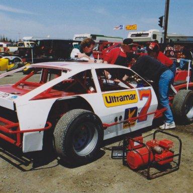 Lawrence racing imca mod scotia speedworld