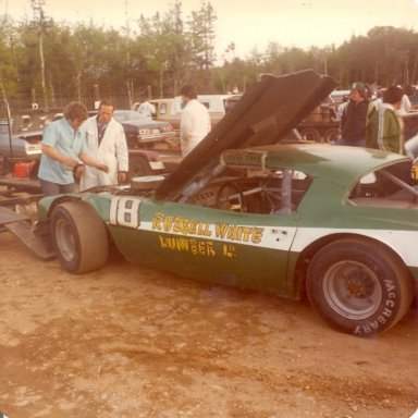 cy harvey, buds speedway mid 70's