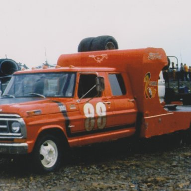 Chisolm's Ramp truck mid 70's - what an awesome rig