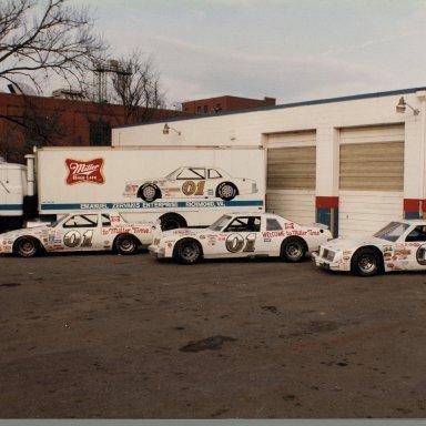 Zervakis Enterprises Racing Stable