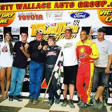 Richard Childress Racing-Team Dillon Racing