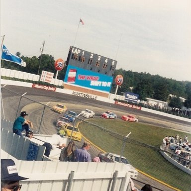 1991 Goody's 500