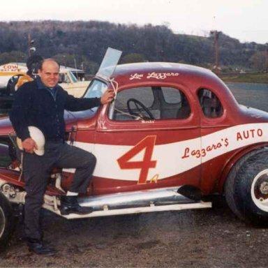 Lou Lazzaro 26 Chevy Coupe 1966