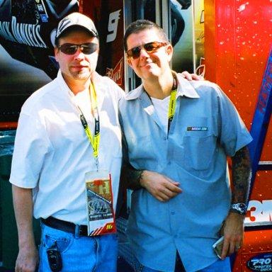 Jon Holtz & Riki Rachtman