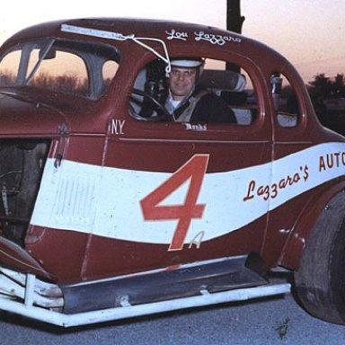 Lou Lazzaro 36 Chevy Coupe