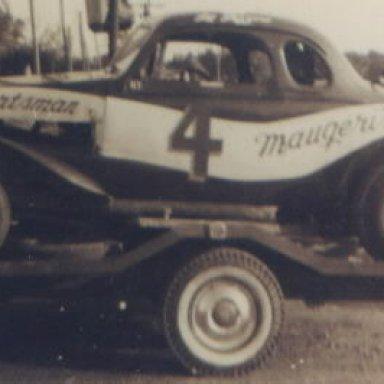 Lou Lazzaro 37 Chevy Coupe