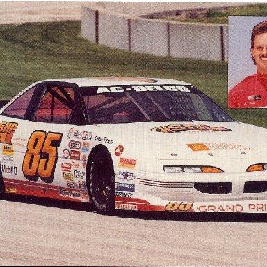 Tim Steele ASA 1992