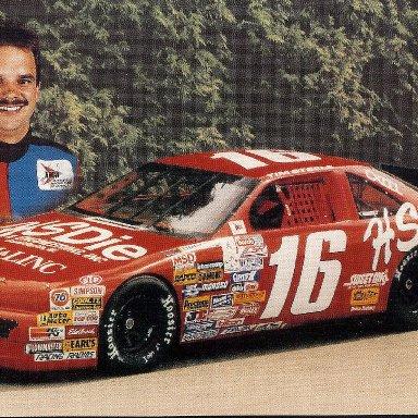 Tim Steele ARCA 1995