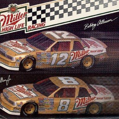 1988 Miller Racing
