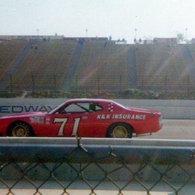 Dave Marcis #71